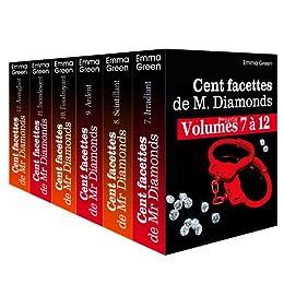 Les 100 Facettes de Mr. Diamonds - Volume 7 à 12 (Les 100 Facettes de Mr. Diamonds – pack) par [Green, Emma]