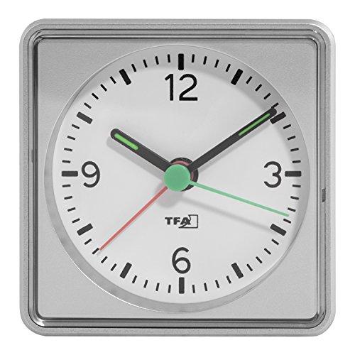 TFA Dostmann 60.1013.54 PUSH Elektronischer Wecker