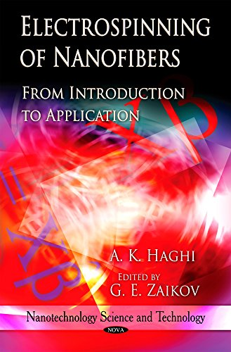 Electrospinning of Nanofibers: From Introduction to Application (Nanotechnology Science and Technology) Ge Fiber