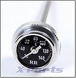 RR indicatore temperatura olio oelthermometer direttamente anzeiger Yamaha XT500SR500XT600BL