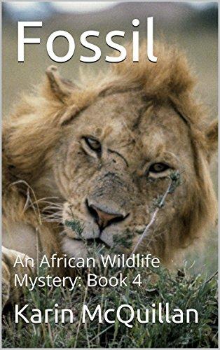Fossil: Murder in the Serengeti (An African Wildlife Mystery Book 4) (English Edition) - Serengeti Vier