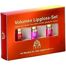Ikos Volumen de Lip Gloss de Juego, 1er Pack (1x 18ml)