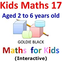 Kids Maths 17 : Kindergarten Math for Kids (Interactive) (English Edition)