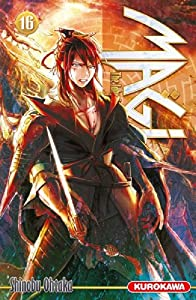 Magi - The Labyrinth of Magic Edition simple Tome 16