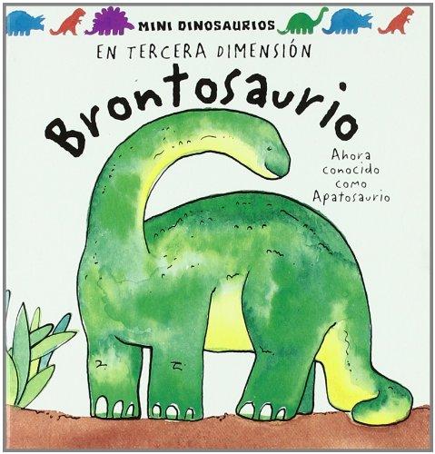 Brontosaurio (3D)
