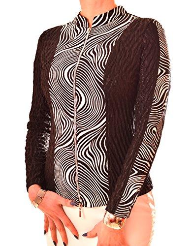 Poshtops - Giacca da abito -  donna Black