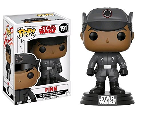 Funko Pop Finn (Star Wars 191) Funko Pop Star Wars