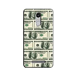 LETS DOLLAR BACK COVER FOR XIAOMI REDMI NOTE 3