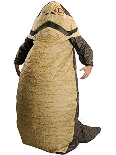 Hutt The Jabba Kostüme (Jabba the Hutt Aufblasbarer Anzug - Kostüm für)
