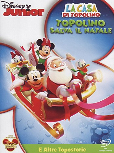 Preisvergleich Produktbild La casa di Topolino - Topolino salva il Natale [IT Import]