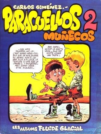 Paracuellos 2 - Munecos