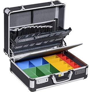 Allit AluPlus Service C44-3 427250 Universal Werkzeugsuitcase unbepiecet (B x H x T) 445 x 210 x 370m