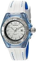 TechnoMarine TM-115158 - Reloj de cuarzo para mujeres, color blanco de Technomarine