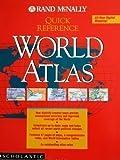Rand McNally Quick Reference World Atlas -