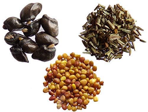 Vos Favoris 2013 - 3 sachets:1 sachet de Grande Consoude 30 graines + 1 sachet de Tanaisie1000 graines + 1 sachet de Trèfle Blanc nain 1 gramme