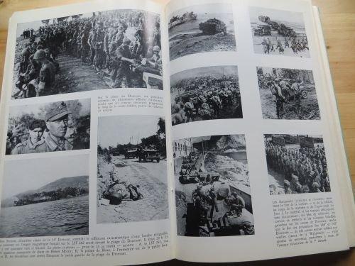 Le débarquement de provence 15 août 1944 par Robichon Jacques