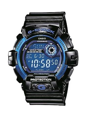 Casio G-Shock – Montre Homme Digital avec Bracelet en Résine – G-8900A-1ER
