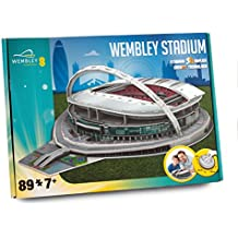 Paul Lamond nbsp;puzzle in 3D, a forma dello stadio di Wembley