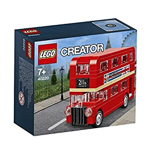LEGO 40220 Creator Double Decker London Bus by LEGO LEGO Creator 3-in-1 LEGO