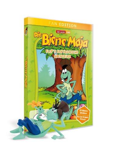Die Biene Maja: Flip's fantastische Abenteuer (Fan Edition mit Sammelfigur)