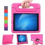 NEWSTYLE Apple iPad Air 2 / iPad 6 Funda para niños EVA antichoque ligera destinado a prueba de golpes Protección Funda Tapa - Rosa