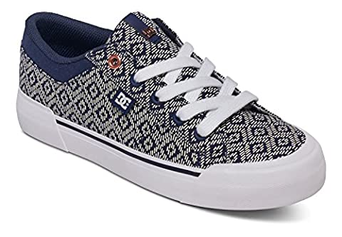 DC Shoes Danni TX SE - Shoes - Chaussures - Femme - US 8 / UK 6 / EU 39 - Bleu