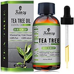 Olio di Albero del Tè | Tea Tree Essential Oil - 100% Essenziale Pure.(60ml)