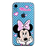 iPhone XR Couverture Coque Cover TPU Gel Transparent, Doux, Garde, Protecteur, Disney...
