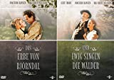 BJÖRNDAL 1 & 2 Das Erbe von Björndal & Ewig singen die Wälder 2 DVD Heimatfilme Edition -