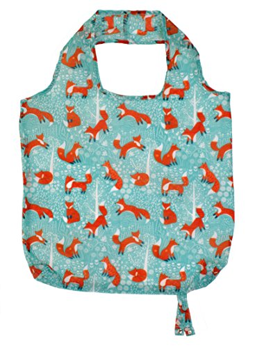 Foraging Fox Roll-up bag