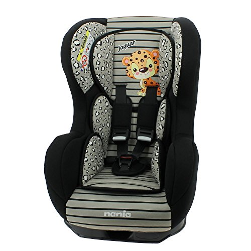 Preisvergleich Produktbild Autositz von 0bis 18kg, mit seitlichem Schutz -Herstellung 100% Französisch-3Sterne Test TCS -Kopfstütze und Sitzfläche gepolstert