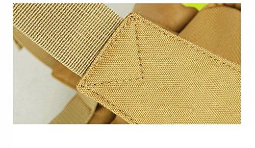 Taschen Von Outdoor-Lauf-Multifunktions-Wasserdichte Kessel-Taschen mud color