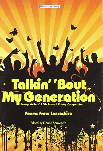 Talkin' Bout My Generation Poems from Lancashire