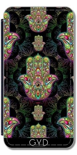 flip-cover-case-for-lg-v20-hamsa-hand-amulet-psychedelic-by-bluedarkart