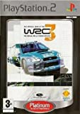 WRC 3 World Rally PS2 Versione Platinum