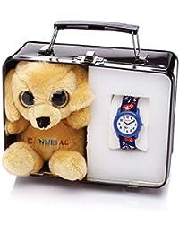 Childrens Cannibal Golden Dog Toy Gift Set Watch CJ253-05S