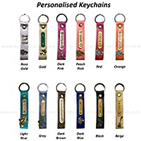 I Love Fashion Personalised Keychain Key holder