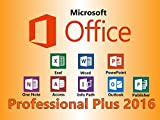 Microsoft Office Professional Plus 2016 - Vollversion - ESD - 32/64 Bit -