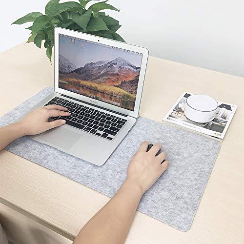 Preisvergleich Produktbild Mauspad,  NTMY erweitert Große Gaming Mouse Pad Matte für Multi-Aufgaben (2018 aktualisiert,  60 Tage Home Trial)