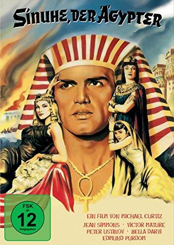 Preisvergleich Produktbild Sinuhe, der Ägypter