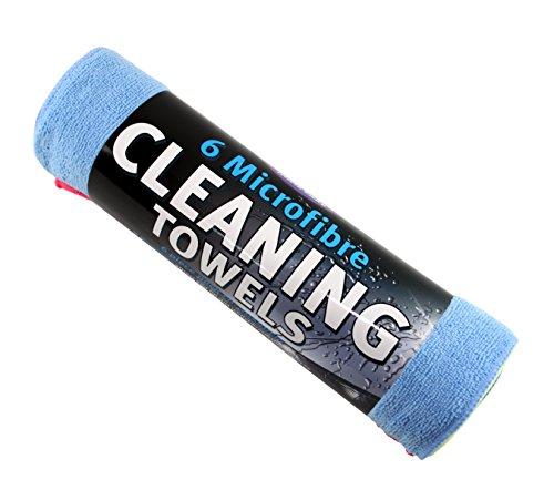 Kent Reinigungstücher, Mikrofaser