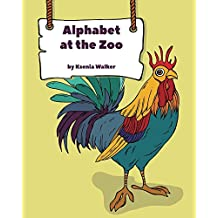 ABC Book: Alphabet at the Zoo (English Edition)