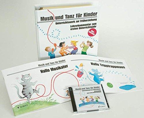 Musik und Tanz für Kinder 1 - Komplettpaket: Paket. (Musik und Tanz für Kinder - Neuausgabe)