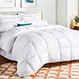 LINENSPA White Goose Down Alternative Quilted Comforter - Best Reviews Guide