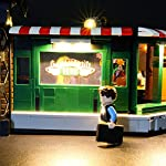 LIGHTAILING-Set-di-Luci-per-Ideas-Friends-Central-Perk-Modello-da-Costruire-Kit-Luce-LED-Compatibile-con-Lego-21319-Non-Incluso-nel-Modello