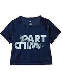 627f810c Adidas Girls' T-Shirts Online: Buy Adidas Girls' T-Shirts at Best ...