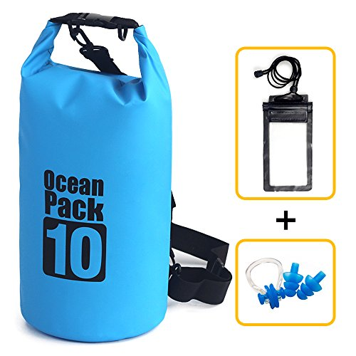 ipx8-waterproof-lightweight-foldable-storage-organizer-dry-bag-pouch-backpack-case-with-adjustable-s