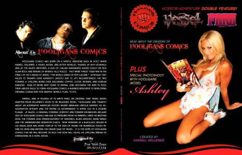 Hooligans Comics Presents (English Edition)