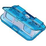 Vixen Opernglas 3x28 blau translucent