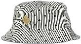 Barts Unisex Baby Mütze Gecko, Mehrfarbig (Print Black), 55 (8 Jahre)